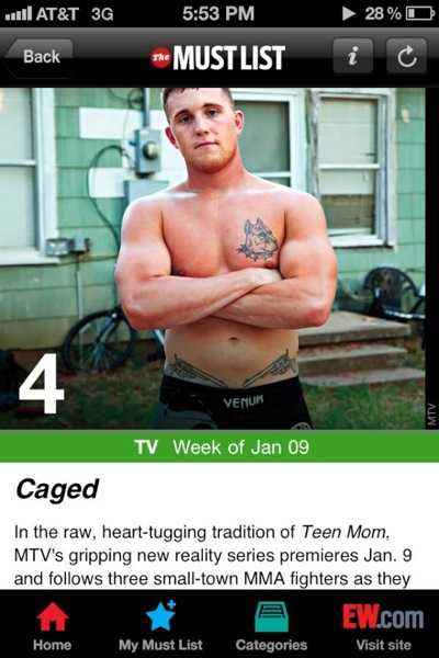 Wes Caged