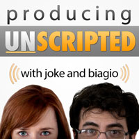 Producing Unscripted Joke Biagio Make Reality TV Documenary Series 200x200