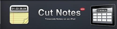 Cut Notes for Final Cut Pro Rocks Post Production