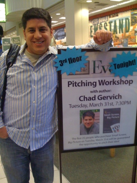 Chad Gervich Will Make You Rich, Famous, and Successful in Scripted Television
