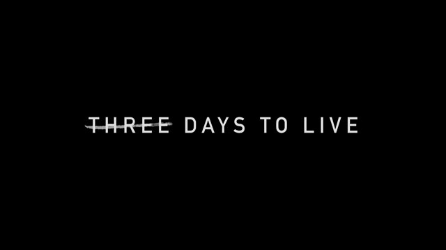 Three Days to Live: Making True Crime Shows